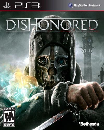 Detalhes do produto sony 3 dishonored