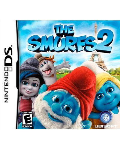 Detalhes do produto ds the smurfs 2