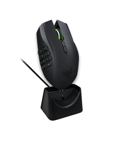 Detalhes do produto razer mouse naga epic chroma wrls 01230100
