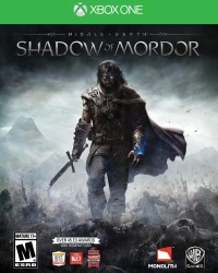 Detalhes do produto xbox one middle earth shadow of mordor