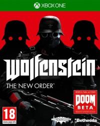 Detalhes do produto xbox one wolfestein new order