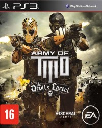 Detalhes do produto sony 3 army of two the devil s cartel