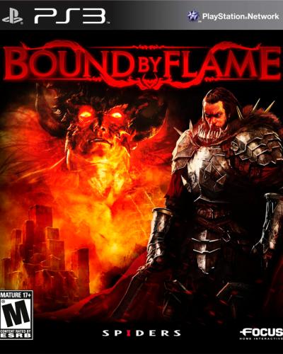 Detalhes do produto sony 3 bound by flame