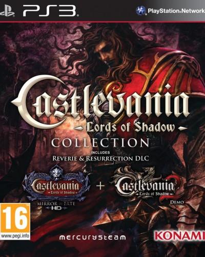 Detalhes do produto sony 3 castlevania lords of shadow col
