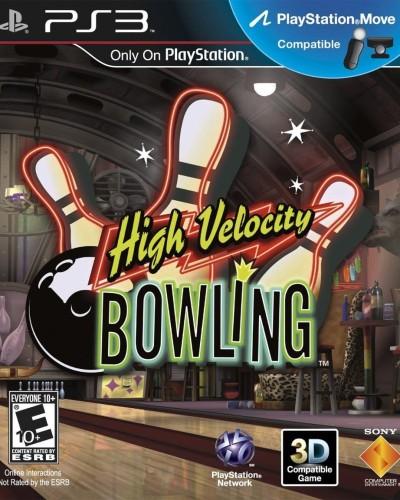 Detalhes do produto sony 3 m   high velocity bowling