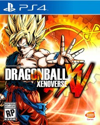 Detalhes do produto sony4 dragon ball xenoverse xv