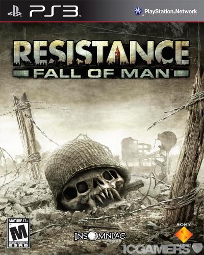 Detalhes do produto sony 3 resistance fall of man