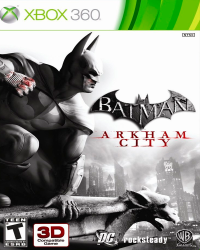 Detalhes do produto xbox 360 batman arkham city