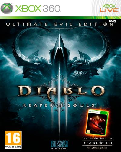 Detalhes do produto xbox 360 diablo 3 ult evil edition