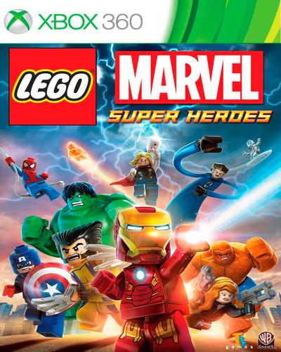 Detalhes do produto xbox 360 lego marvel super heroes