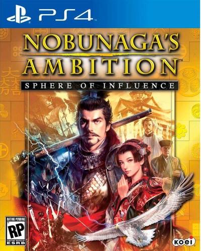 Detalhes do produto sony4 nobunagas ambition
