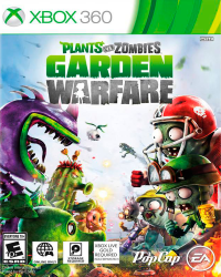 Detalhes do produto xbox 360 plants vs zombies garden warfare