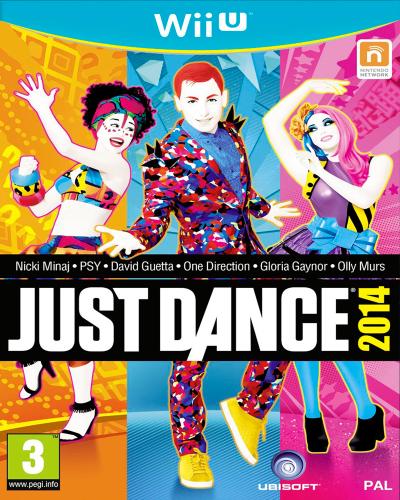 Detalhes do produto wii u just dance 2014