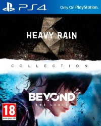 Detalhes do produto sony4 heavy rain and beyon collection