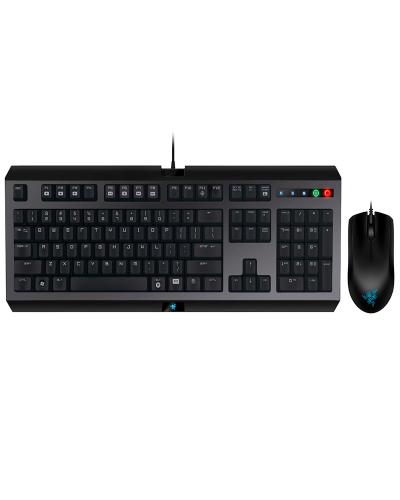 Detalhes do produto razer teclado cyclosa mouse abyssus 00410600