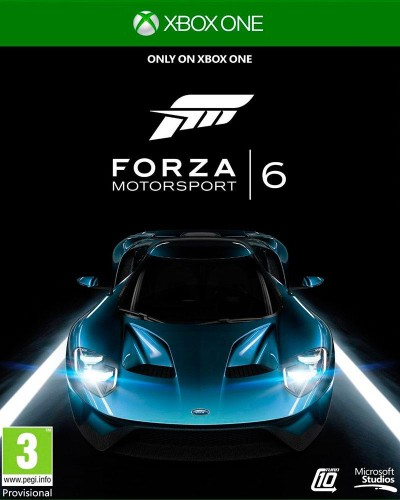 Detalhes do produto xbox one forza 6 motorsport