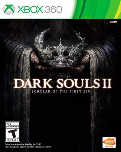 Detalhes do produto xbox 360 dark souls 2 scholar of the first