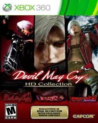 Detalhes do produto xbox 360 devil may cry hd collection