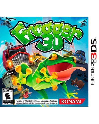Detalhes do produto ds 3d frogger