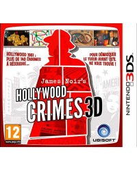 Detalhes do produto ds 3d james noir s holywood crimes