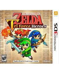 Detalhes do produto ds 3d legend of zelda tri force