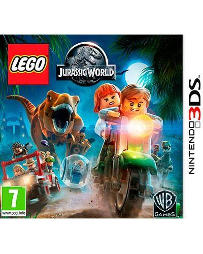 Detalhes do produto ds 3d lego jurassic word