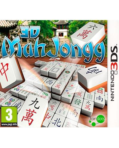Detalhes do produto ds 3d mahjong