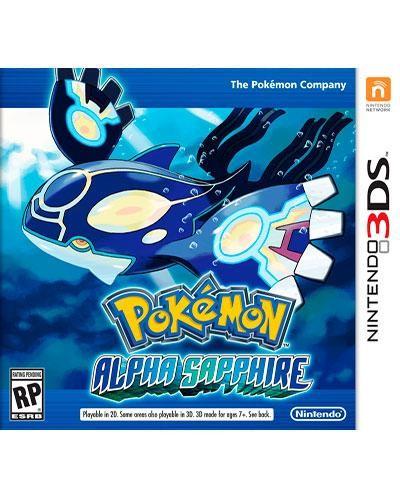 Detalhes do produto ds 3d pokemon alpha sapphire