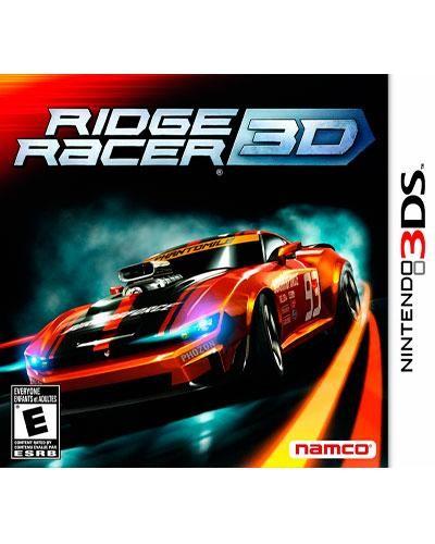 Detalhes do produto ds 3d ridge racer