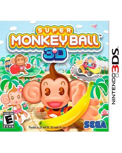 Detalhes do produto ds 3d super monkey ball