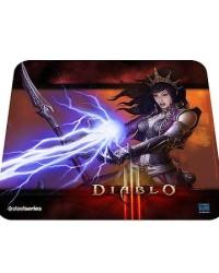 Detalhes do produto acs mouse pad steel diablo 3 witch 67223