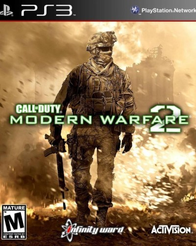 Detalhes do produto sony 3 call of duty modern warf  2