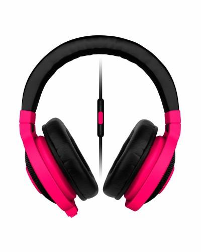 Detalhes do produto razer headset kraken mobile red 01400300