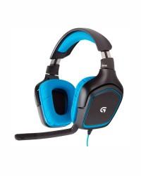Detalhes do produto acs headset logitech g430 09671