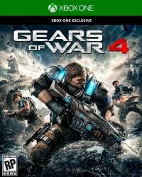 Detalhes do produto xbox one gears of war 4