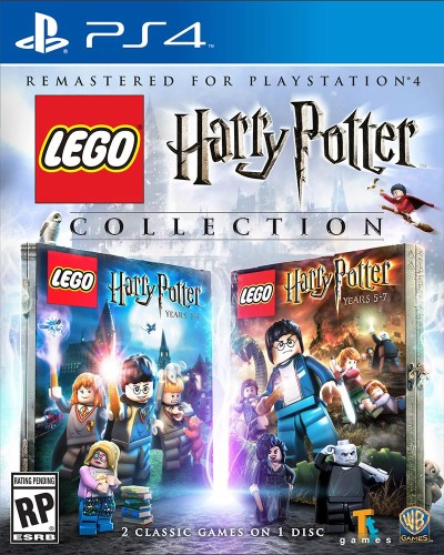 Detalhes do produto sony4 lego harry potter collection