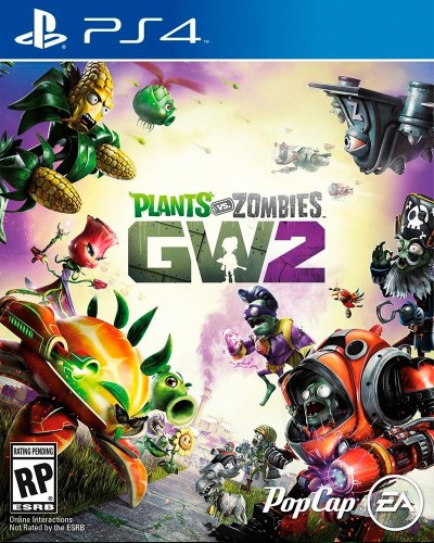 Detalhes do produto sony4 plants vs zombies 2