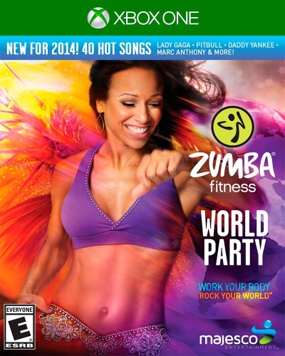 Detalhes do produto xbox one k   zumba fitness world party