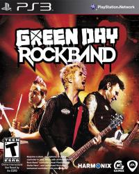 Detalhes do produto sony 3 rock band green day