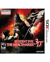 Detalhes do produto ds 3d resident evil mercenaries