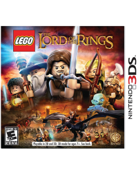 Detalhes do produto ds 3d lego the lord of the rings