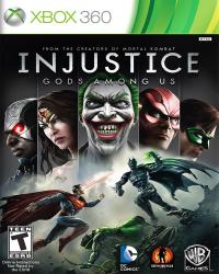 Detalhes do produto xbox 360 injustice gods among us