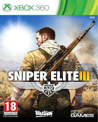 Detalhes do produto xbox 360 sniper elite iii