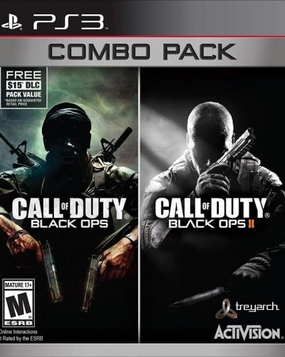 Detalhes do produto sony 3 call of duty black ops 1   2 pack