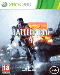 Detalhes do produto xbox 360 battlefield 4