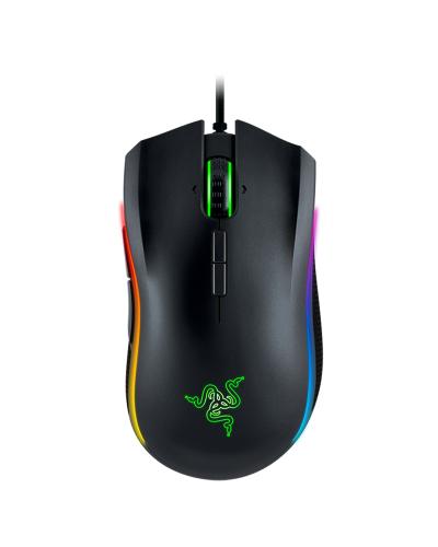 Detalhes do produto razer mouse mamba tournament ed