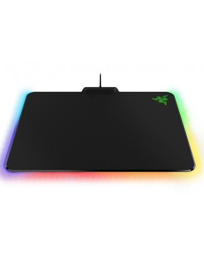Detalhes do produto razer mousepad firefly chroma 01350100
