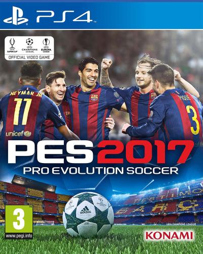 Detalhes do produto sony4 pro evolution soccer 2017