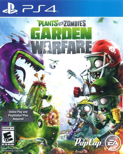 Detalhes do produto sony4 plants vs zombies garden