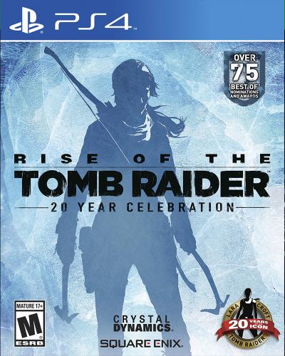 Detalhes do produto sony4 tomb raider rise of the 20 year